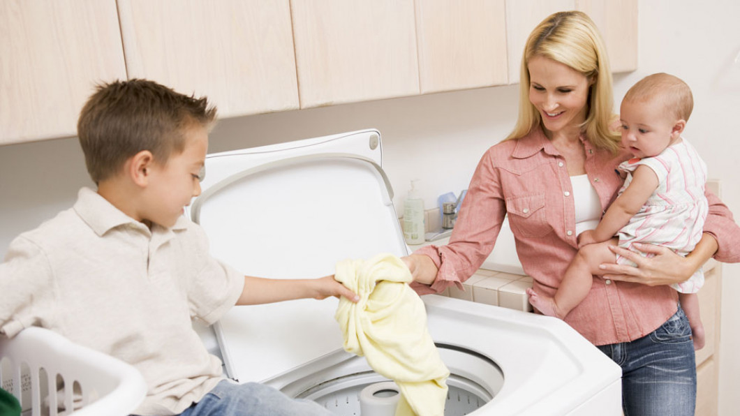 It's Time to Wash Your Washer Line