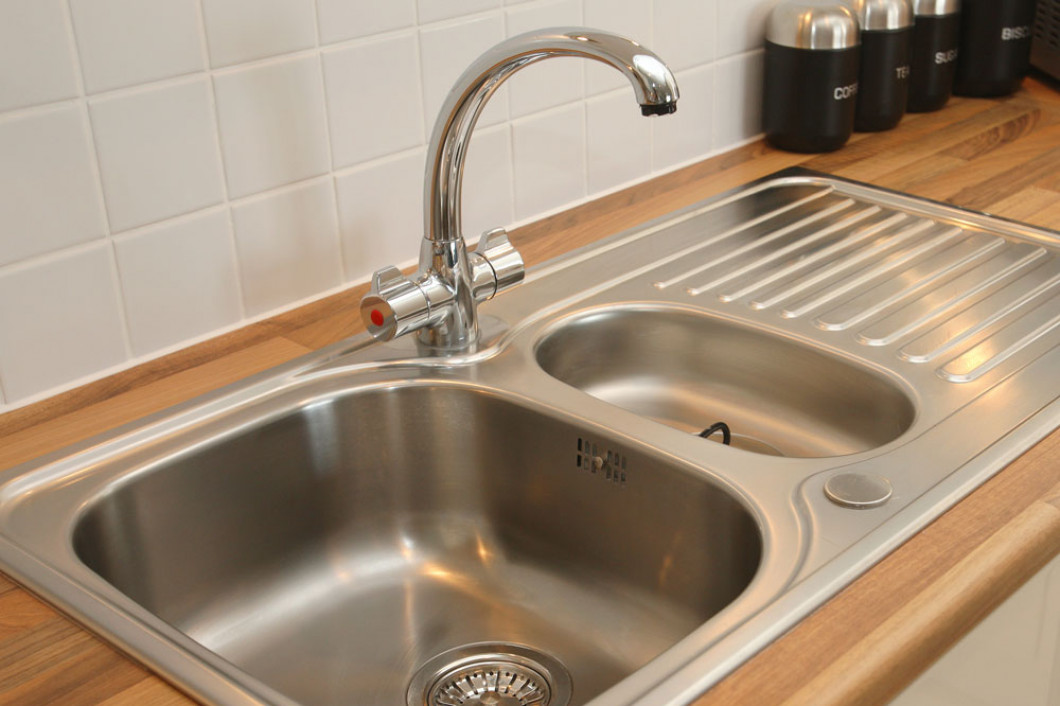Unclog Your Kitchen Sink